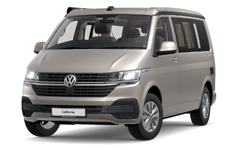 VW California Coast 6.1