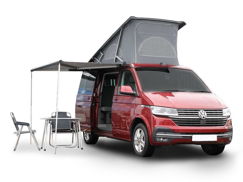 VW California Ocean 6.1 Open Side