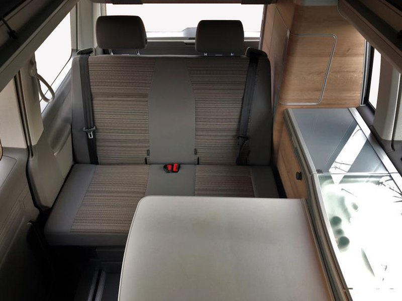 VW California Coast 6.1 Interior Seat
