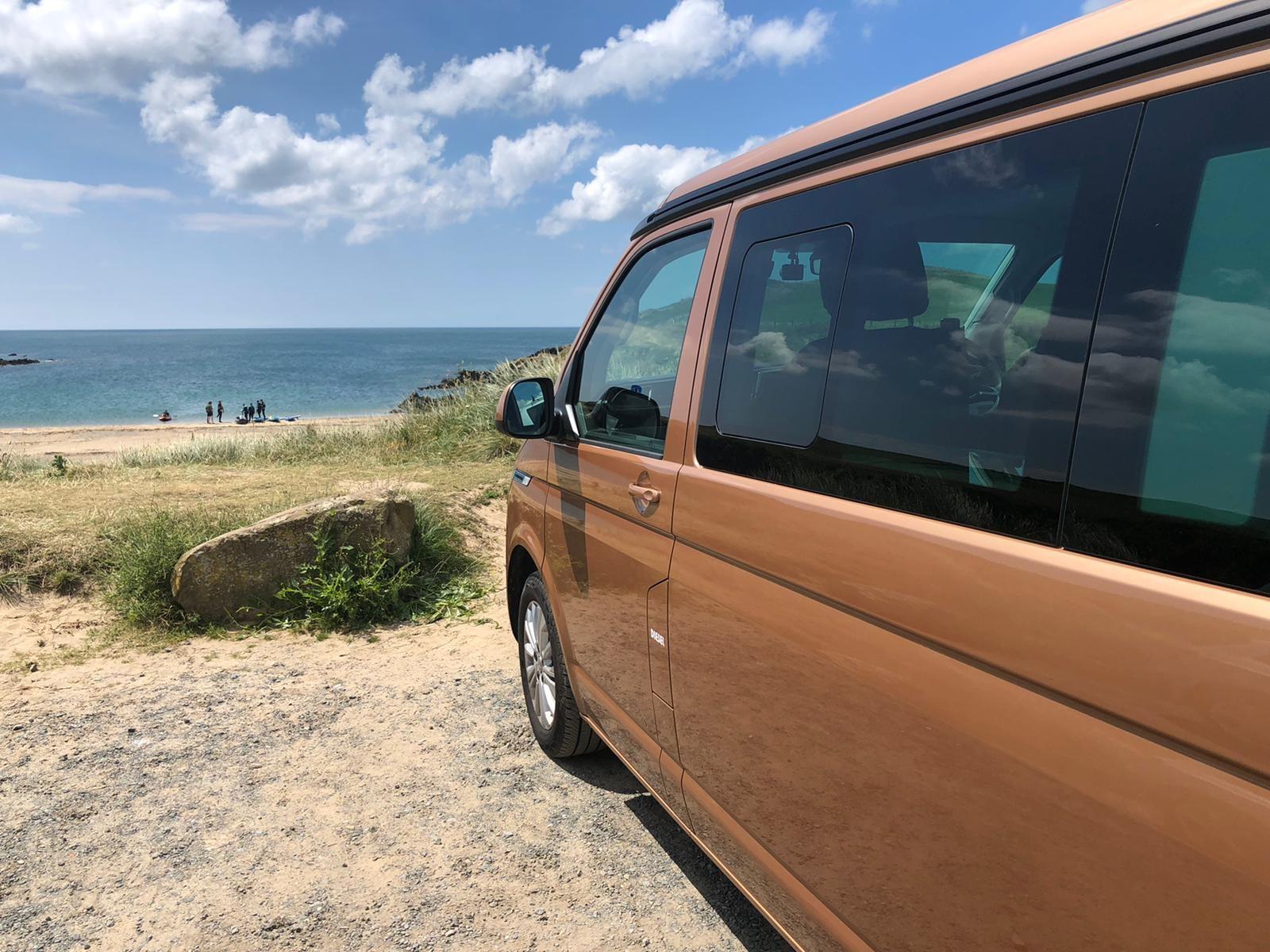 VW California T6.1
